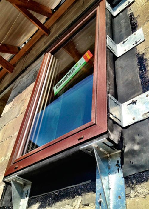 Montaż okien bez mostków cieplnych